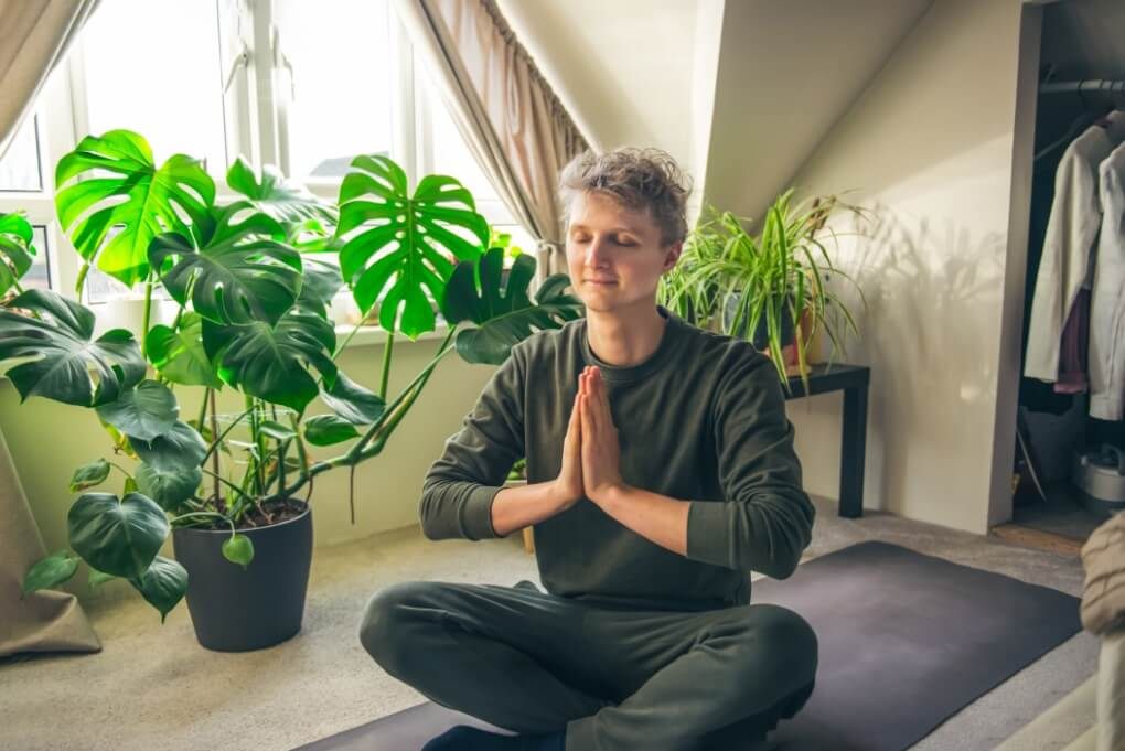 Mindfulness to exercise your mind
